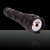 100mW 650nm Flashlight Style Red Laser Pointer Pen with Clip and Free 16340 Battery