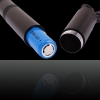 2Pcs 30mW 532nm Flashlight Style Adjust Focus Green Laser Pointer Pen with 18650 Battery