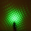 100mW 532nm Flashlight Style Kaleidoscopic Green Laser Pointer Pen with 18650 Battery