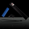 Laser 302 200mW 532nm Flashlight Style Green Laser Pointer Pen with Battery