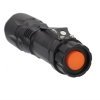 2000LM J6 Flashlight Set Tactical Zooming Black