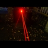 QL638 50000mw 638nm Double Laser Beam Light Diving Burning High Power Red Laser Pointe
