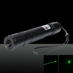 50mW 532nm Green Beam Light Laser Pointer Pen Black