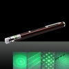 LT-ZS03 500mW 532nm 5-in-1 USB Charging Laser Pointer Pen Red