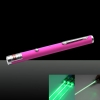 500mW 532nm Single-Point USB aufladbare Laserpointer Pink LT-ZS006