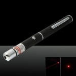 650nm 1mw laser rouge faisceau point unique stylo pointeur laser noir
