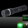 LT-83 500mw 532nm Green Beam Light Noctilucent Stretchable Adjustable Focus Rechargeable Laser Pointer Pen Set Black