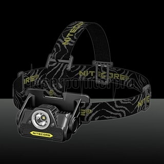 Nitecore 300LM HA20 XP-G2 White Light LED Headlamp Black