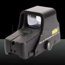 Battery-operated Keypad Gear Graphic Sight Laser Sight Black