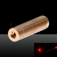 650nm Cartridge Red Laser Bore Sighter Laser Pen 4 x malam SR621SW Batteries Cal: 30 Brass Color