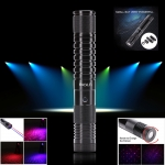 UKing ZQ-J34 5mw 650nm & 450nm double light 5 in 1 USB Laser Pointer