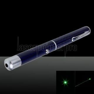 5mW 532nm Beam Light Green Laser Stift Blau