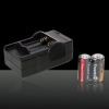 4.2V 600mAh Battery Charger with 2Pcs 16340 880mAH 3.7V Rechargeable Lithium Battery