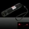 200MW Professional Red Light Laser Pointer with Box Black