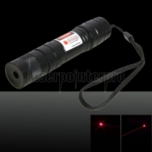 50MW Professional Red Light Laser Pointer with Box (CR123A Lithium Battery)