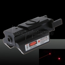 Alta precisão 5mW LT-R29 Red Laser Sight Black