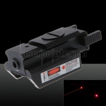 High Precision 10mW LT-R29 Red Laser Sight Black