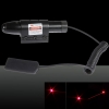 200MW 635nm Red Laser Sight with Gun Mount (with 1*CR2 3V Battery + Box) Black