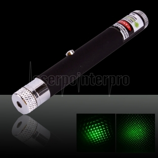 30mW 532nm Sterne Licht Spezialeffekte Green Laser Pointer
