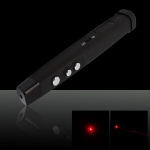 5mW 650nm RF 2.4GHz Wireless Presenter with Red Laser Pointer