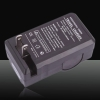 18650 Battery Charger (110V~240V) Black