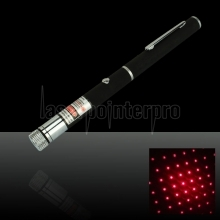 100mW 650nm Red Laser Pointer Pen with 2AAA Battery