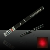 10mW 650nm New Mid-open Kaleidoscopic Red Laser Pointer Pen with 2AAA Battery