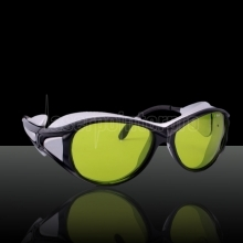 1064nm Laser Eyes Protective Goggle Glasses Yellow with Box