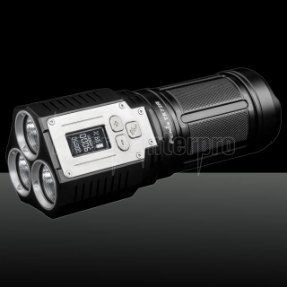 Fenix 9000LM TK72R Rechargeable LED Flashlight