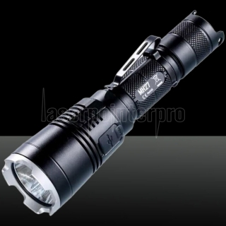 NITECORE 1000LM MH27 XP-L HI V3 Strong Light LED Flashlight Black