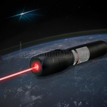 QK-DS6 5000mw 638nm Waterproof Red Laser Pointer 5 Meters Underwater
