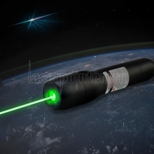 QK-DS6 5000mw 520nm Waterproof Green Laser Pointer 5 Meters Underwater