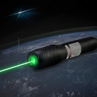 QK-DS6 5000mw 505nm Waterproof Green Laser Pointer 5 Meters Underwater