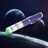 200mW 532nm Green Light Pen Starry Penna puntatore laser ricaricabile blu
