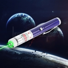 200mW 532nm Green Beam Light Starry Recargable Laser Pointer Pen Blue