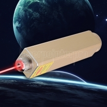305 200mW 650nm 5 in 1 Rechargeable Red Laser Pointer Beam Light Starry Laser Golden