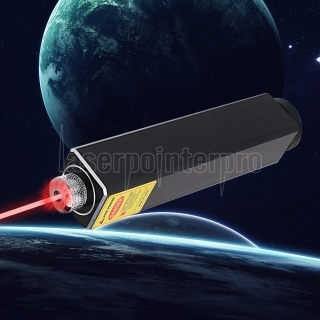 305 200mW 650nm 5 in 1 Rechargeable Red Laser Pointer Beam Light Starry Laser Black