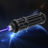 50000mw 450nm Gatling Burning High Power Blue Laser pointer kits with Battery Black