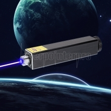 305 200mW 405nm 5 in 1 Rechargeable Blue Laser Pointer Beam Light Starry Laser Black