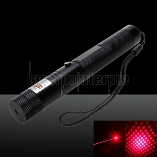 Laser 303 5000mW Professional Red Laser Pointer Suit with 18650 Battery & Charger