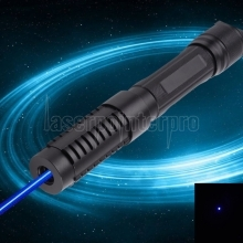 500mw 450nm Burning Blue Laser pointer kits Black 015