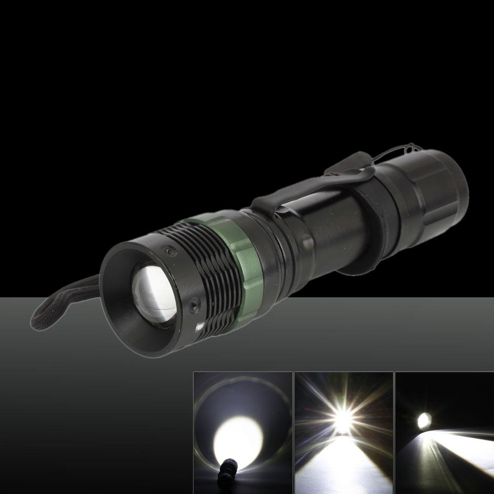 grüner Laserzeiger