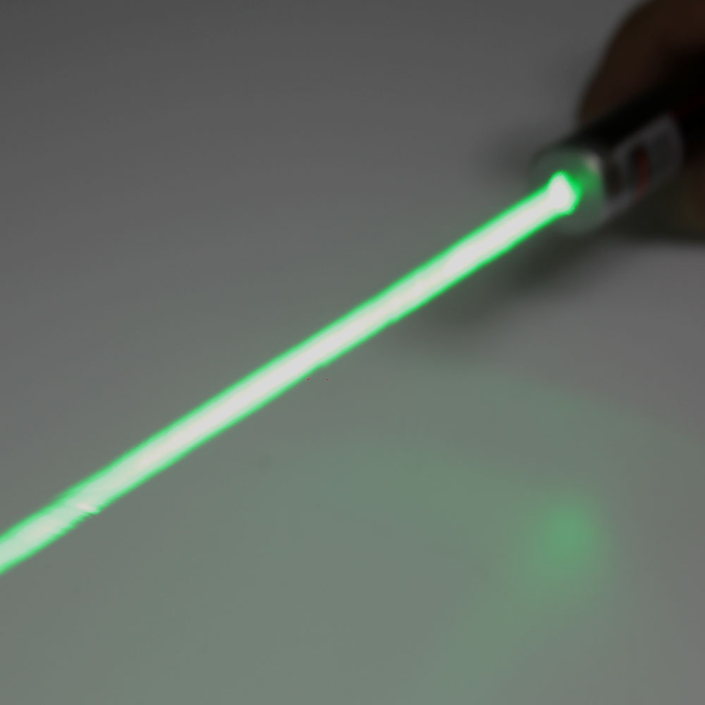 500mW 532nm Single-point USB Chargeable Laser Pointer Pen Green LT-ZS003