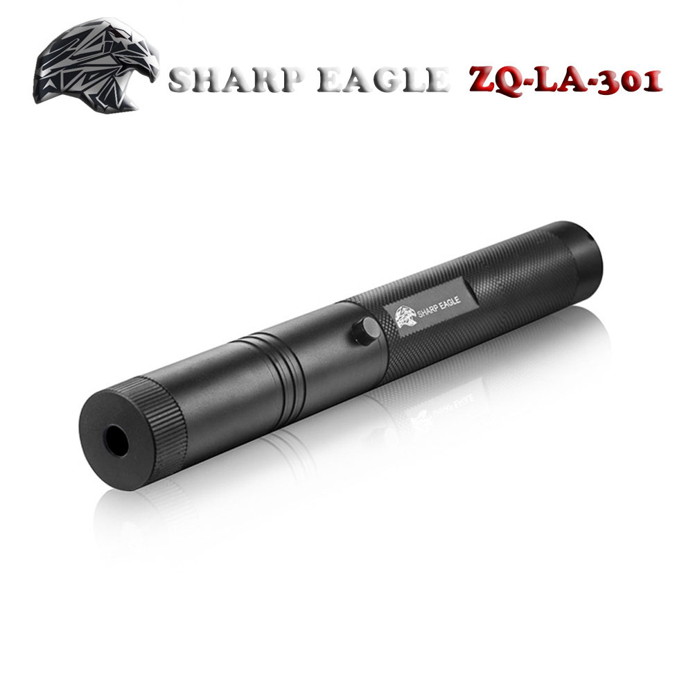 Laser 301 SHARP EAGLE 4000mW 445nm Blue Beam Light Impermeabile puntatore laser stile punto singolo nero