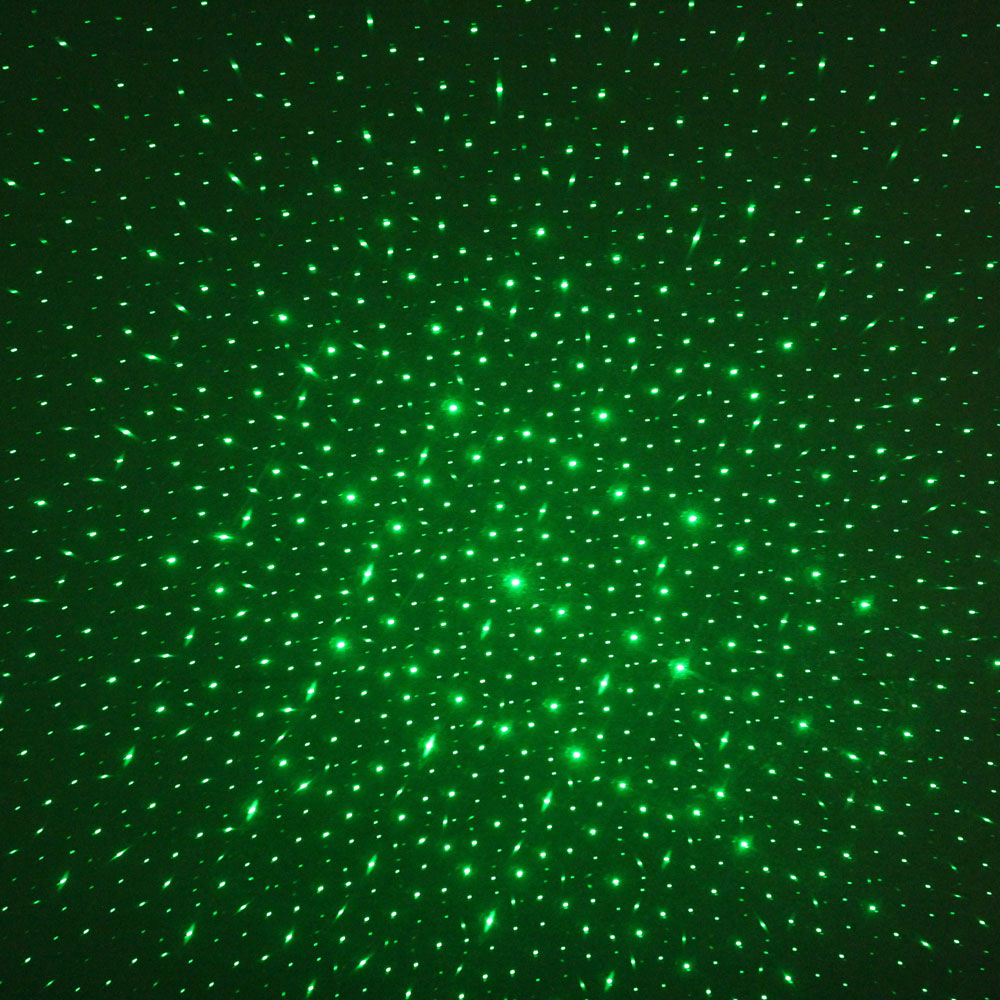 Laser 303 10000mW Traje puntero láser verde profesional con batería 18650 y cargador negro
