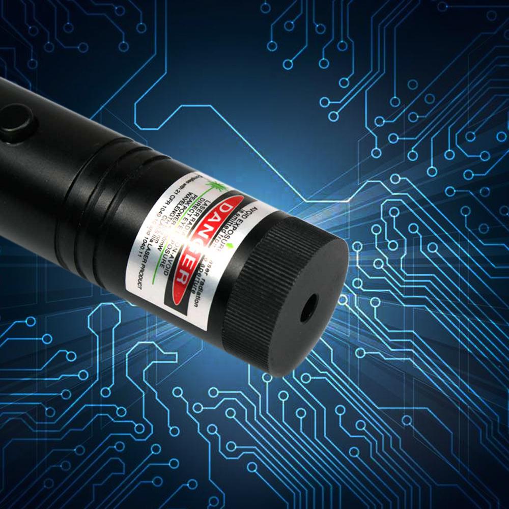 Pointeur laser vert haute puissance 200mW 532nm