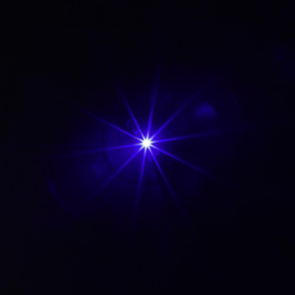 30000mw 450nm Gatling Burning Kit puntatore laser ad alta potenza blu oro
