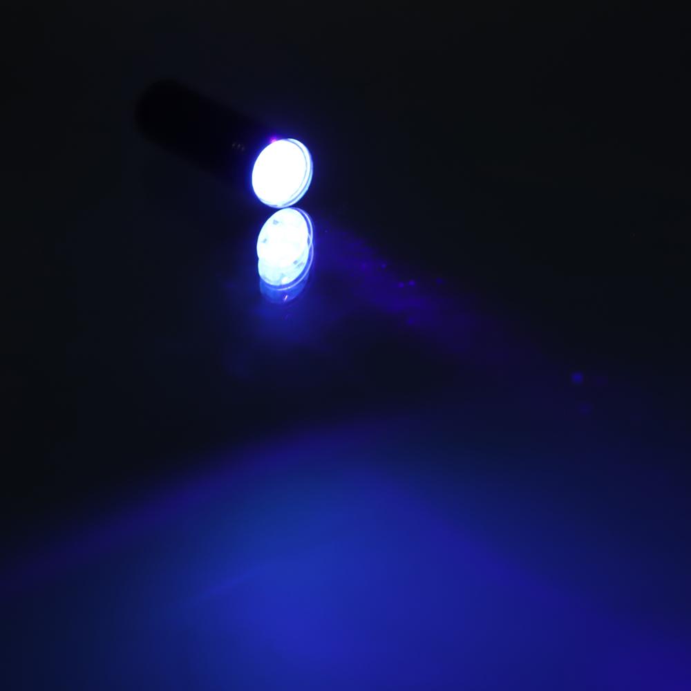 Juego de linternas 2000LM J6 Tactical Zooming Black