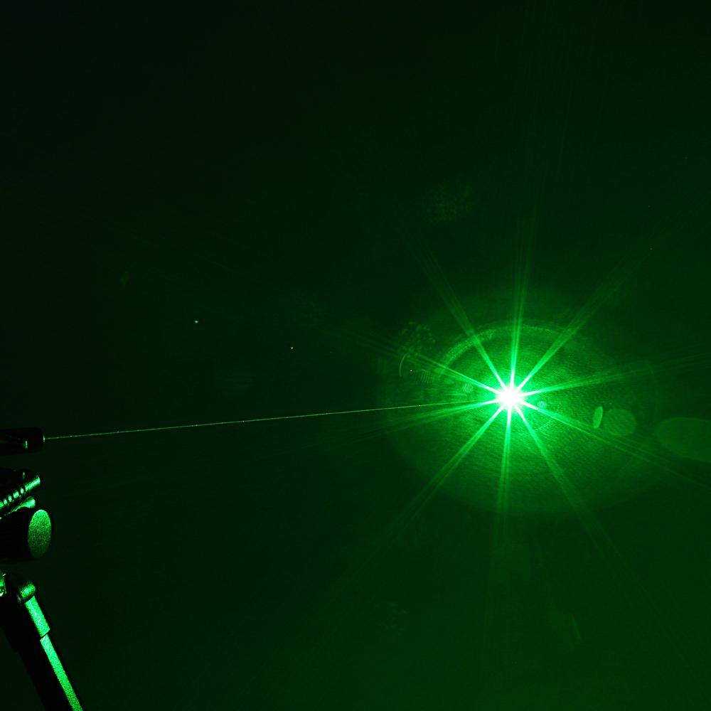 puntero laser verde
