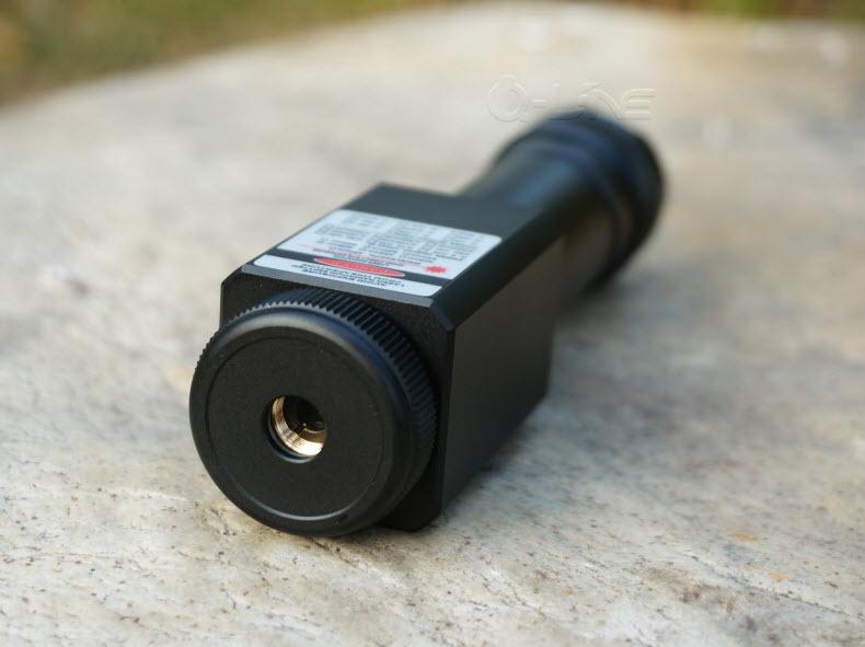 QL465 50000mW 465nm Tauchen brennender blauer Laserpointer